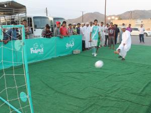 Roadshow Fanja Mudhaibi