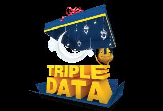 FREE SUPER SIM& TRIPLE DATA +UNLIMITED VALIDITY