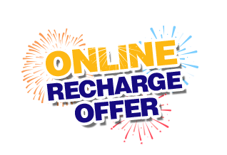 GET MORE OFFERS WITH FRIENDI MOBILE  ONLINE RECHARGE