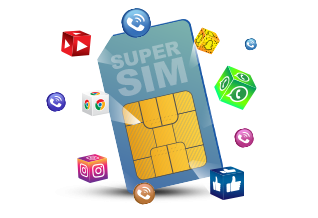 FREE SIM CARD 200MB WHATSAPP 30HOURS FRiENDi CALLS